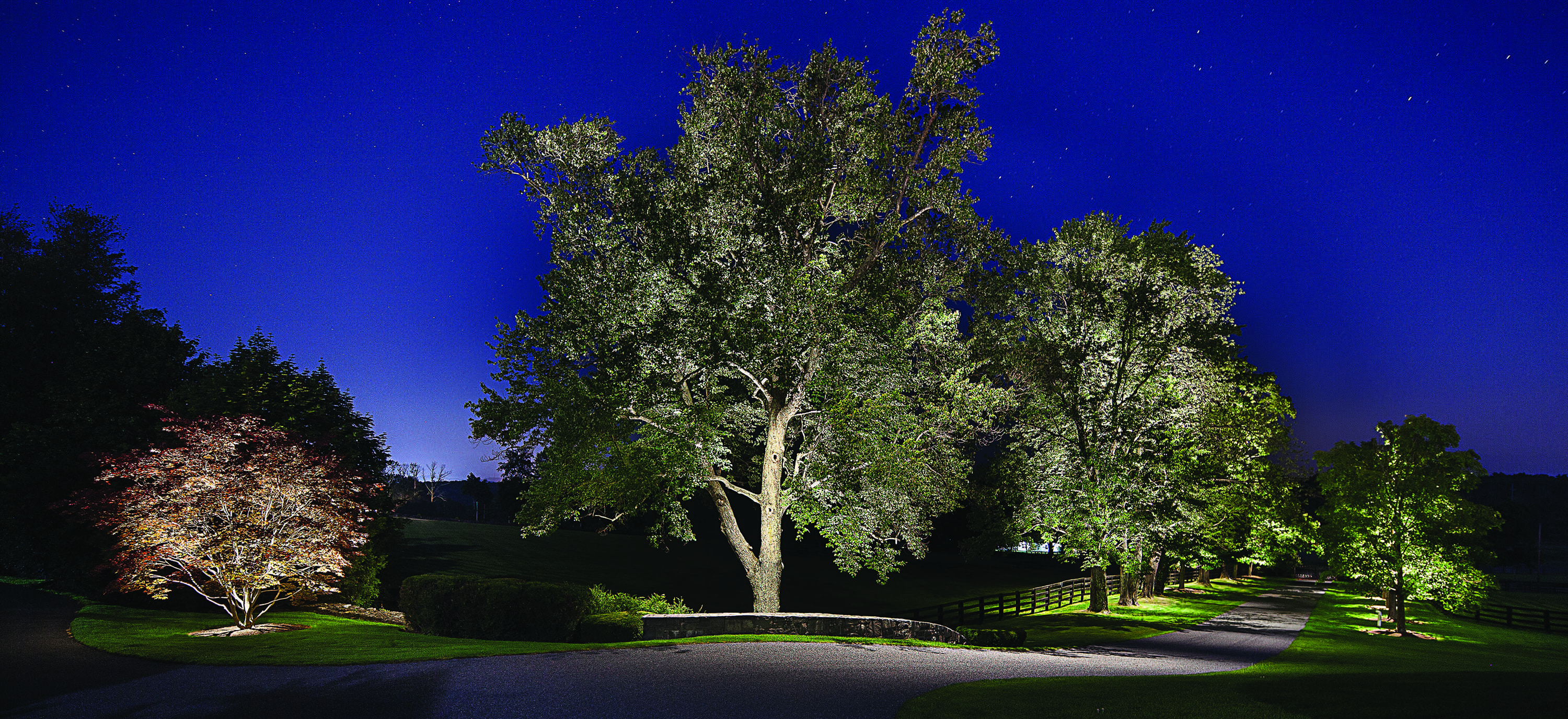 Landscape lighting design in greenwich ct marras lighting design